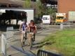 Zwei Radler bei Bikes on Fire